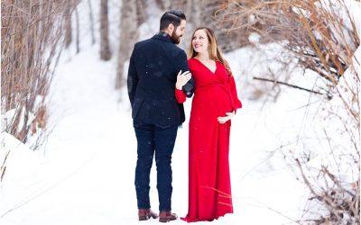 Telluride Colorado Maternity Session