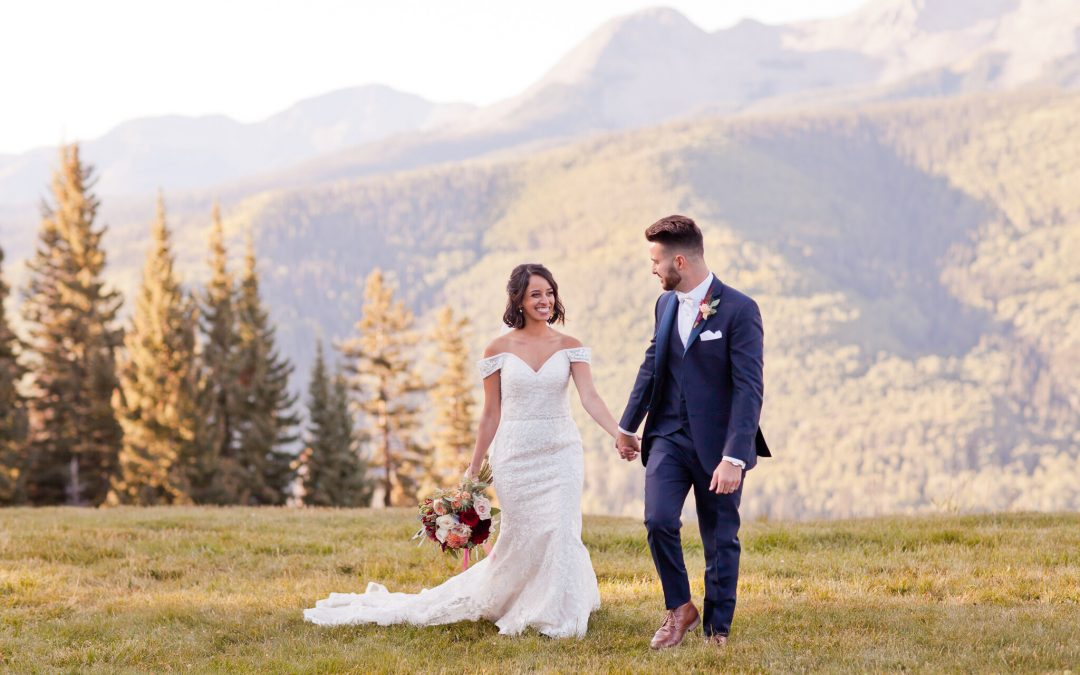 Kelly and Adrian's Purgatory Resort Wedding
