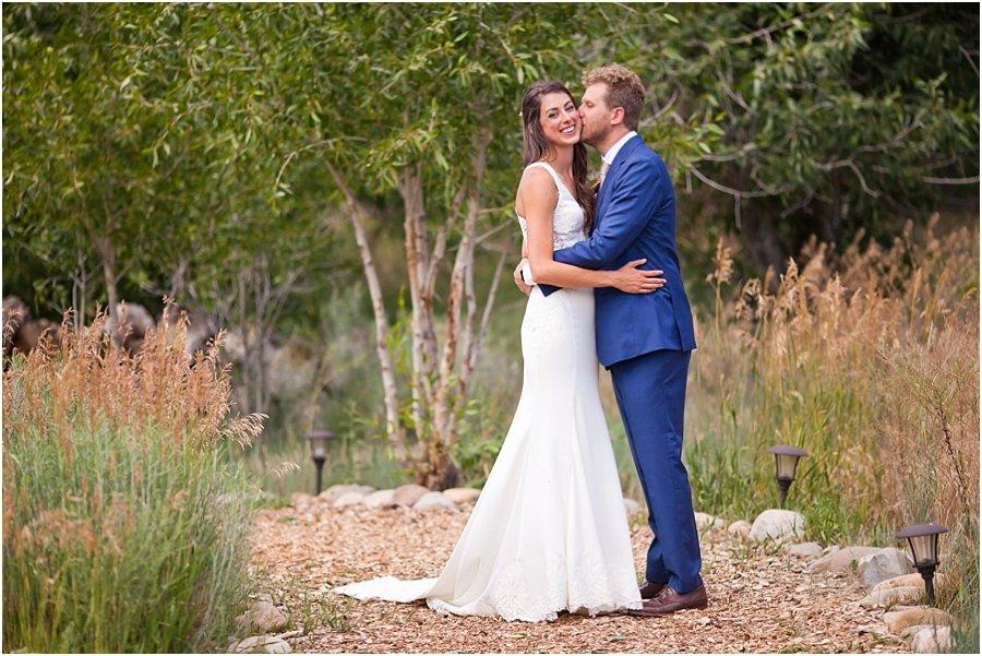 Brian & Elizabeth Durango Wedding