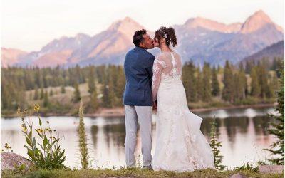 Krissy and Alejandro's Destination Wedding Sneak Peek