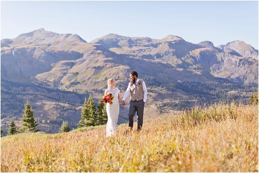 Silverton Mountaintop Wedding